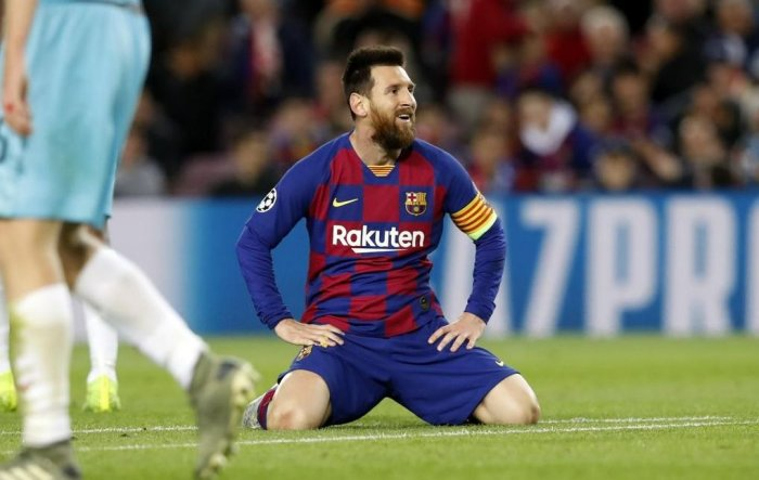Messi do Manchesteru City? Guardiola promluvil
